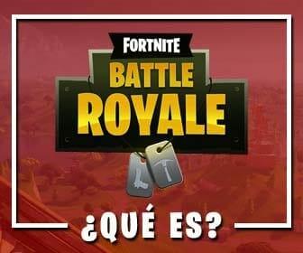 ¿Qué es Fortnite Battle Royale?