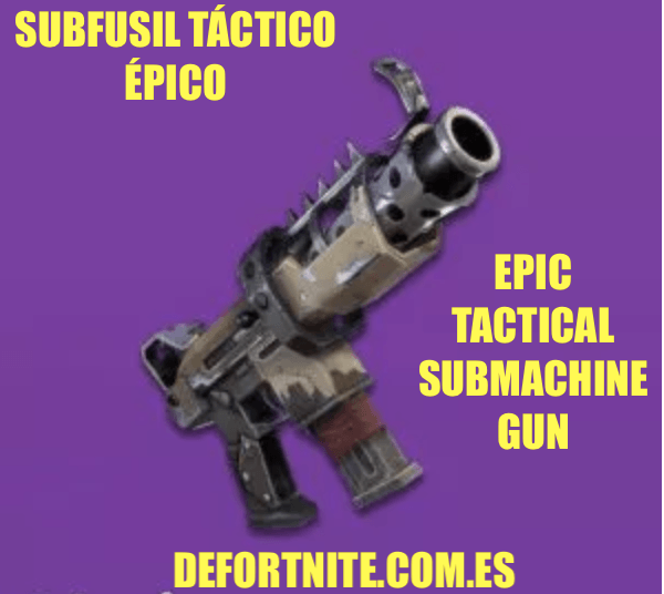 Subfusil-táctico-épico