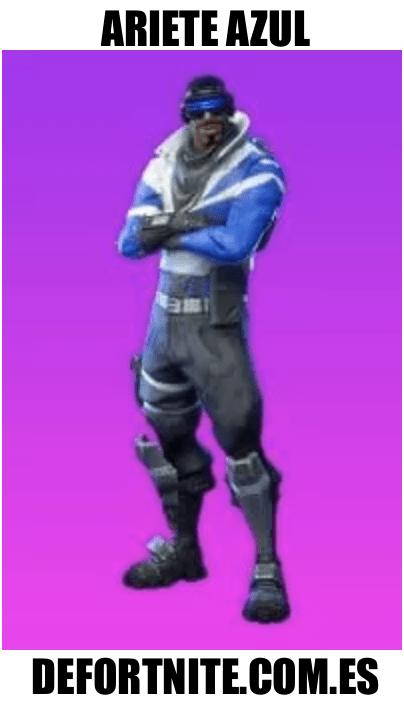 ariete azul