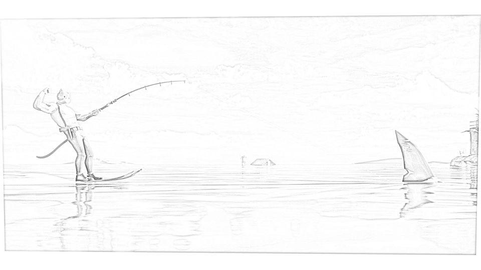 Dibujos de Fortnite Para Imprimir. 10
